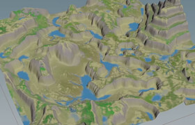 Artstaion - Introduction to Houdini - Generating Terrain