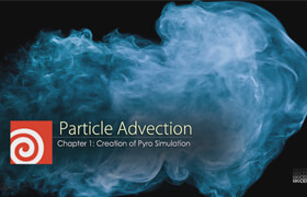 MaxDepth - Houdini Particle Advection with Pyro
