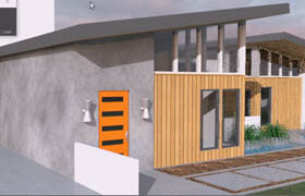 Linkedin - Maya and Arnold Architectural Materials