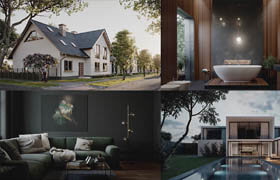 The art of archviz - Archvizartist training